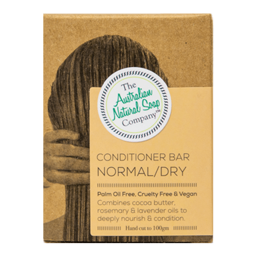 Holevide Australian Natural Soap Conditioner bar