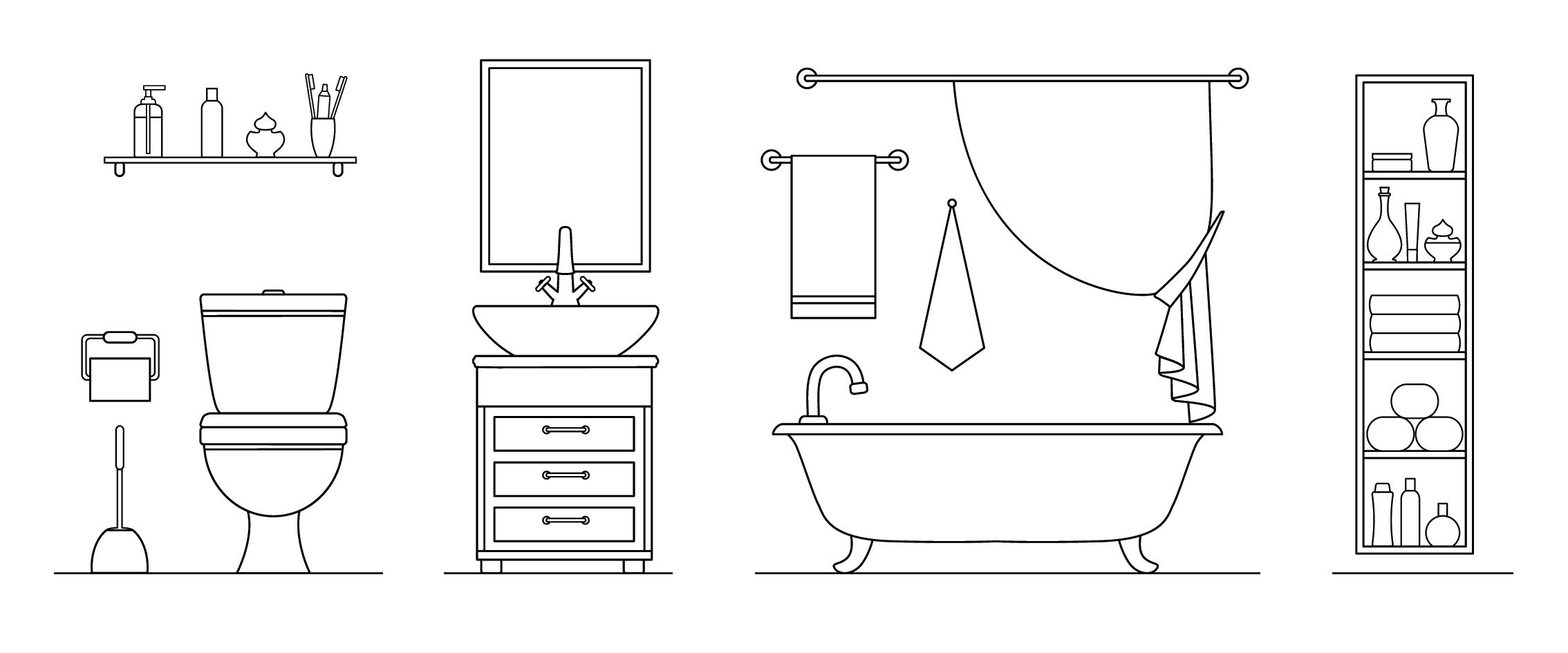 Zero Waste products - toiletries Holevida