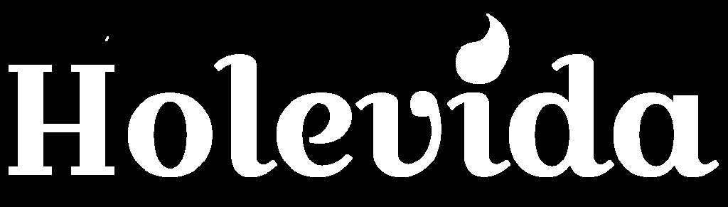 Holevida Logo White