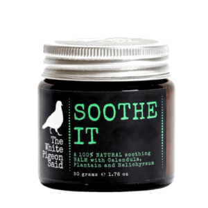 White Pigeon Said Soothe it balm